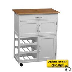 Premier Housewares 2403411 - Carrito de cocina... #mueble #cocina