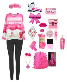 """""""Supreme"""" by jjbabydoll ❤ liked on Polyvore"""
