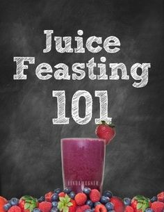 thinking about doing a juice feast #weightlossrecipes