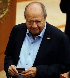 México es considerado el país más corrupto de América Latina. Conoce la lista de los personajes mexicanos más corruptos de 2013.