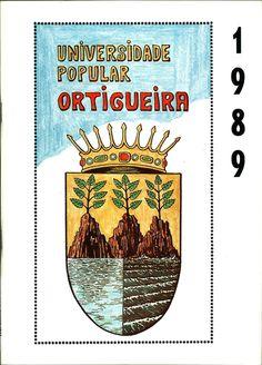 Ponencias defendidas na primeira edición da Universidade Popular de Ortigueira, 1989 : miscelánea de estudios históricos das terras do Ortegal