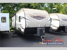 New 2017 Forest River RV Wildwood 27RLSS Travel Trailer at Longview RV Superstores | Windsor Locks, CT | #11914