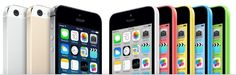 Apple Debuts Two New iPhones — 5c and 5s