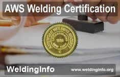Know all about AWS Welding Certification types and related aspects.