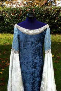 Lord of the Rings Arwen's Requiem Gown  FIRST by AriaCouture, $225.00