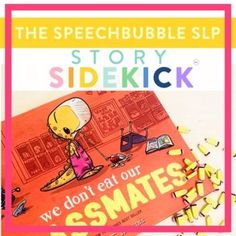 Just like a superhero, every story needs a good sidekick! Literacy-Based Therapy is a natural and fitting approach to helping our kids grow. Combining language and literacy can become your greatest tool in speech therapy. While literacy is a fantastic base it can also feel overwhelming to know where...