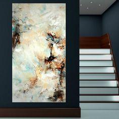 Kunstgalerie-natalie Bilder XXL Grosses Gemälde abstrakt Büro Loft Malerei Kunst