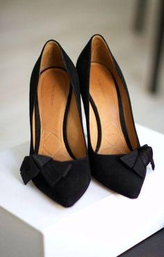 Elegant black #shoes #heels