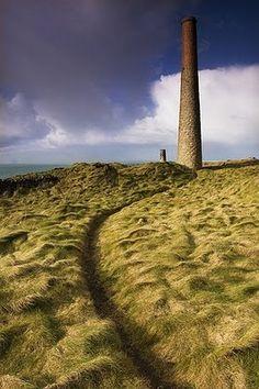 Levant Mine in Cornwall - Tom Craggs