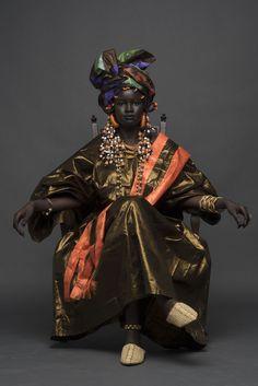 Khoudia Diop rend hommage au Sénégal dans un shooting photo vibrant Photos)