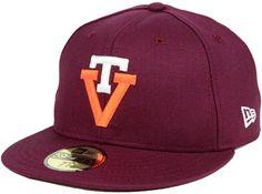 New Era Virginia Tech Hokies Vault 59FIFTY Fitted Cap Men - Sports Fan Shop  By Lids - Macy s 345a4a8e2b46