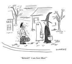Witches, goblins, ghosts…and air pollution? Scary stuff!