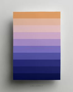Disclosing the hottest color trends for 2021 starting from an analysis on Pantone 2020 Classic Blue color matches - ITALIANBARK Colour Pallette, Color Palate, Colour Schemes, Color Trends, Color Patterns, Sunset Color Palette, Pantone 2020, Colour Board, Color Swatches