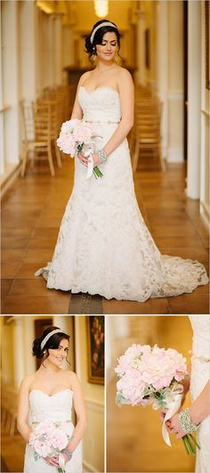 Romantic bridal look inspiration. #weddingchicks Captured By: Olivia Leigh Photography http://www.weddingchicks.com/2014/06/19/oregon-winery-wedding/