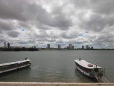 Rio São francisco, Fronteiro entre Juazeiro - Bahia e Petrolina - Pernambuco