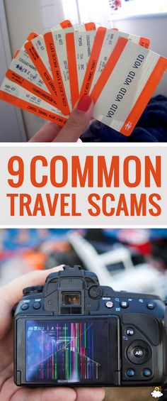 9 Trip-Ruining Scams To Look Out For While Traveling This Holiday Season