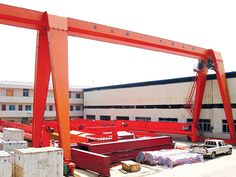 Industrial gantry crane has perfect design and simple structure, it is easy to install, operate and maintain. Cranes For Sale, Gantry Crane, High Quality Images, Industrial, Design, Home Decor, Simple, Awesome, Easy
