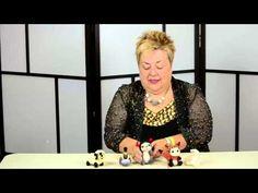 Needle Felting Firmness Tips [Felting TV #04] - YouTube