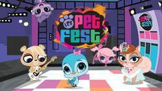Littlest Pet Shop Game: Create Your LPS Story