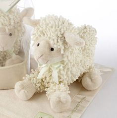 Lamb Baby Gift, Lambie Gift for Baby, Baby Shower Gifts