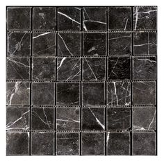 NSM Tumbled Marble Toros 5 Mosaic Tile