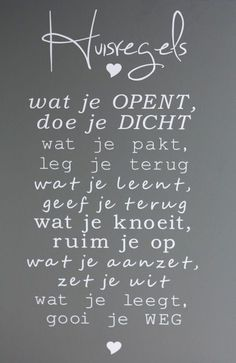 Trendy home quotes family happy 44 Ideas New Home Quotes, Home Quotes And Sayings, Sign Quotes, Family Quotes, Qoutes, Funny Quotes, Dutch Quotes, Tv Shows Funny, Creative Lettering