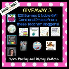 Blog Makeover and Birthday Giveaway: Day 3!