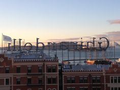 #rooftop #sf #sunset