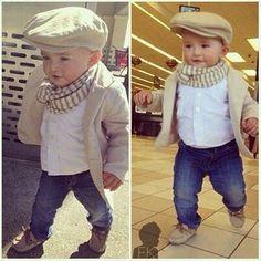 Kiddy fashion ;)