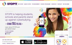 US-based firm STOPit launches app to fight cyberbullying #stopitcyberbully #cyberbully #cyberbullying