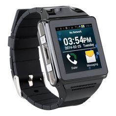 b886d8af7 Black Friday Eforfashion 2014 New Android Smartwatch Unlock Cell Phone -  Dual Core Bluetooth GPS Wifi Camera from eforFashion. Kamel Mobile · Smart  Watch