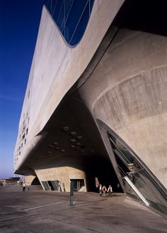 Phaeno Science Centre - Architecture - Zaha Hadid Architects