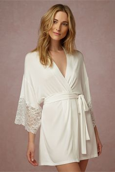 perfect combination of elegance and ease | Jolie Robe from BHLDN