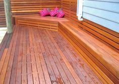 Decking Ideas by Coastal Decks & Pergolas. Wow. I need to focus on 1 project at a time!