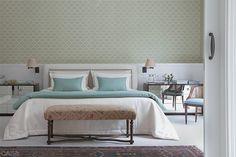 7 quartos encantadores, gostosos e perfeitos para o descanso