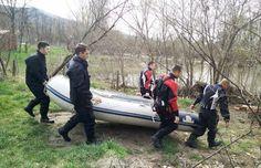 FSK vazhdon kërkimin e të riut Sead Alushit në lumin Ibër