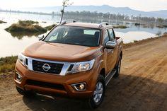 #Nissan NP300 #Frontier 016 que se comercializará en Argentina #NissanFrontier #Navara #Pickup #autos #coches