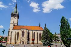 Prešov w Prešovský kraj http://picstrip.net/?p=5874 #presov #slovakia #travel #trip