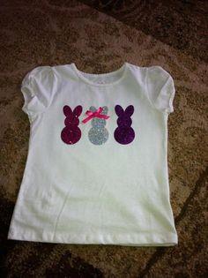 Easter Shirt for my girl!!