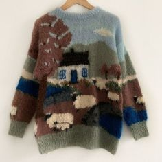 Pretty Outfits, Cool Outfits, Fashion Outfits, Cool Sweaters, Ugly Sweater, Estilo Real, Hippie Outfits, Swagg, Sweater Weather