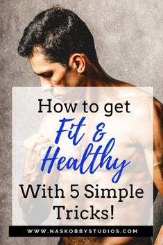 How To Get Fit And Healthy With 5 Simple Tricks! - Nas Kobby Studios - Strength Conditioning By Body Part - Desserts Insanity Workout, Barre Workout, Flexibility Workout, Cardio, 30 Day Workout Challenge, Workout Schedule, Workout Plans, Balance Exercises, How To Get