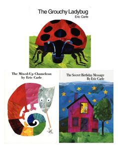 "Spotted this HarperCollins ""Eric Carle"" Set of 3 Board Books on Rue La La. Shop (quickly!)."