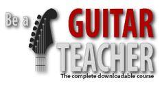 Stuart Bahn - Guitarist and guitar educator