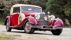 1935 Mercedes-Benz 500K Cabriolet C