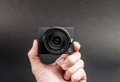 Worlds Smallest Micro Four Thirds 4K Camera