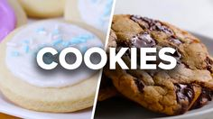 The 5 Best Classic Cookie Recipes - YouTube