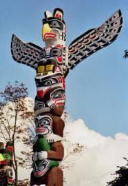Da Dca Bfdc D E B B Animal Totems American Indians on Totem Poles Haida Indians Houses