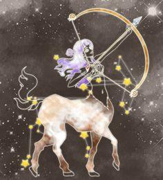 The Sagittarius Archeress