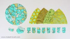 Stuffed Fabric Turtles (with pattern pieces) Fun Crafts For Kids, Easy Diy Crafts, Arts And Crafts, Sewing Projects, Craft Projects, Turtle Pattern, Mom Birthday Gift, Stuffed Animal Patterns, Learn To Sew