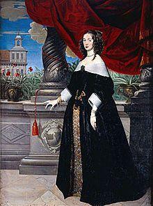 Anselm van Hulle: Anna Margareta Wrangel, 1648
